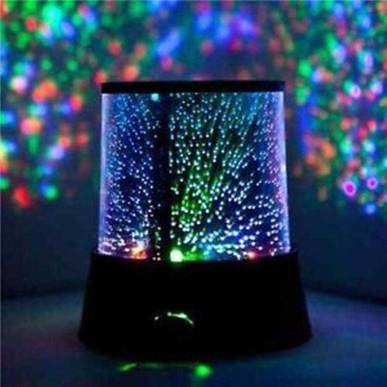 Star Mater Night Light Sky LED Projector Mood Lamp Kids Bedroom MF999