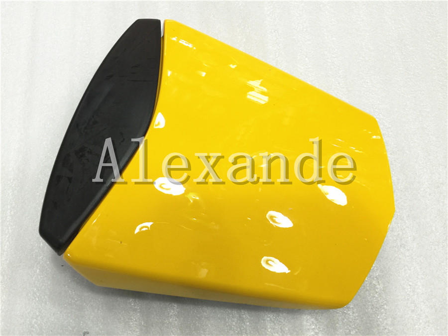 Yellow Rear Seat Cover Cowl Solo Motor Seat Cowl Rear Fairing For Yamaha YZF600 R6 2003 2004 2005 R6 03 04 05 Yzf YZF 600