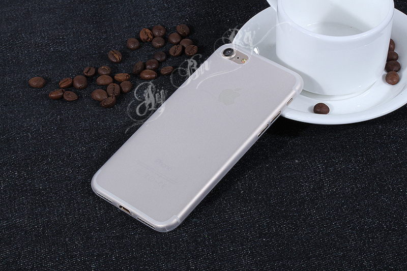 HTB1dZL QXXXXXXtXpXXq6xXFXXXH - FREE SHIPPING Ultrathin Hard frosted Case for iphone X 7 6S 6 8 Plus Slim Matte PP Cover Clear Black Grey Purple Rose Red Green Blue JKP386