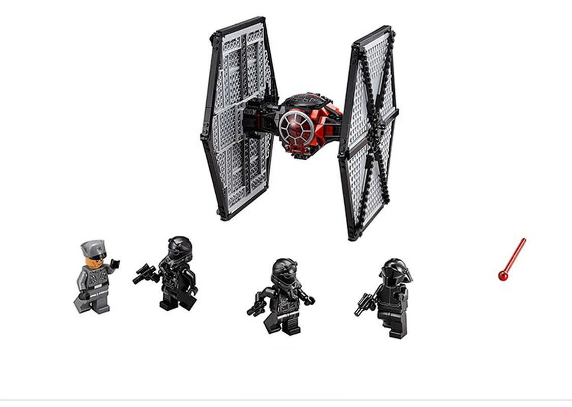 10465 Star Wars Eerste Orde Special Forces Model Bouwsteen Tie Fighter Bricks Speelgoed Star Wars Compatibel Legoes Gift Kid Set