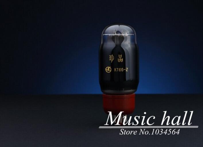 Douk Audio Newest Shuguang KT66-Z Audio Vacuum Tube Valves for HIFI power amplifier 1PCS for tube amplifier Free Shipping стоимость