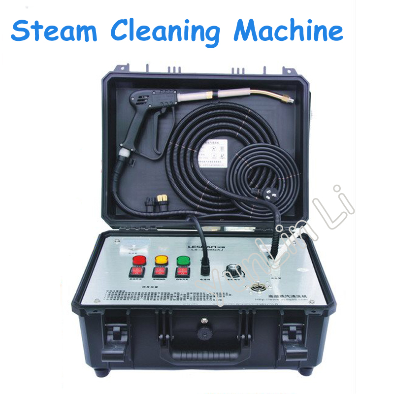 High Temperature and High Pressure Steam Cleaning Machine Home Appliances Hot Water Cleaning Hood Equipment Cleaner ZT-2408QXJ
