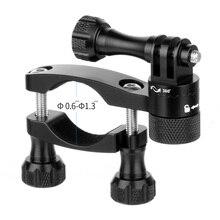 Fiets Mount Camera Stuur Clip Houder Beugel Voor Gopro Hero 7 6 5 4 Sjcam Yi 4K Eken Voor go Pro Actie Camera Accessoires