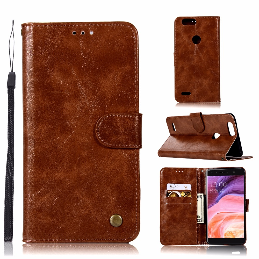 For Zte Blade Z Max Z982 Flip Leather Case For Zte Zmax