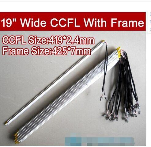 ᐂ19 ''дюймовый широкий двойной лампы CCFL с рамкой, ЖК ...