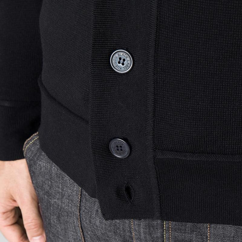płaszcz 18022 moda dzianinowy