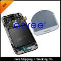 For 100% Test Super AMOLED For Samsung Galaxy S4 LCD  i9500 I9505 Display LCD touch Screen  Digitizer Assembly with frame