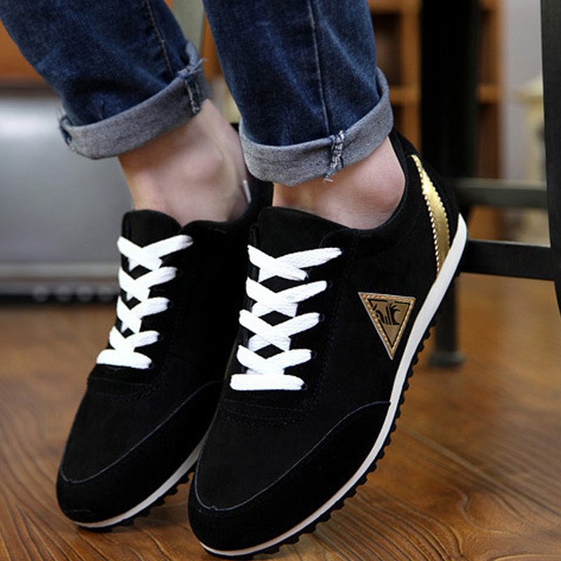 New beautiful Spring Autumn Lace up shoes For Men