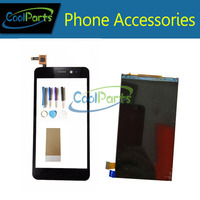 High Quality LCD Display Screen Repair Parts Replacement For Explay Pulsar 1PC Lot