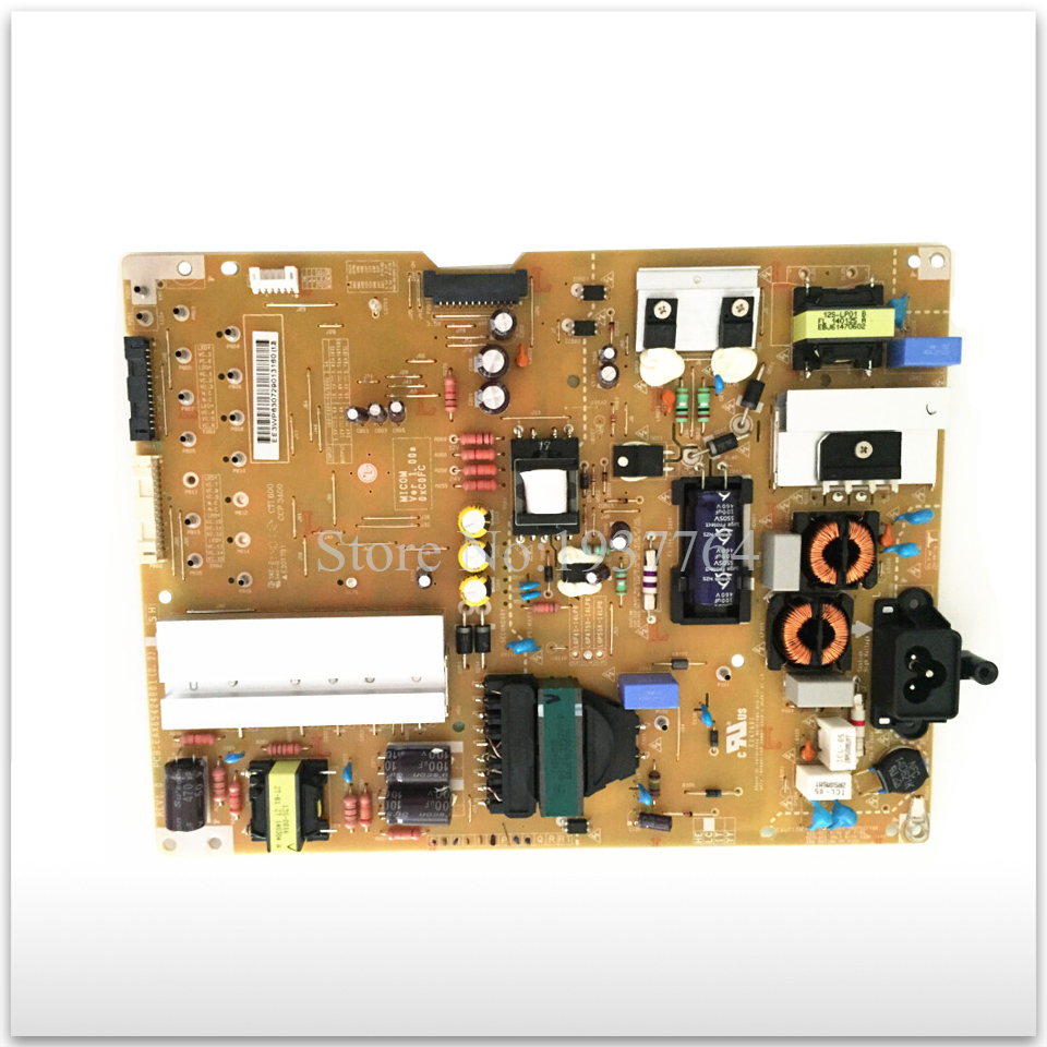 USED Original power supply board LG 55GB7800-CC EAX65424001(2.7) LGP55K-14LPB good working original pfm 42v1 power supply board pkg 4014 ktmb05