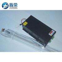 SHZR 50 Вт CO2 лазерной трубки комплект с 9 месяцев гарантии