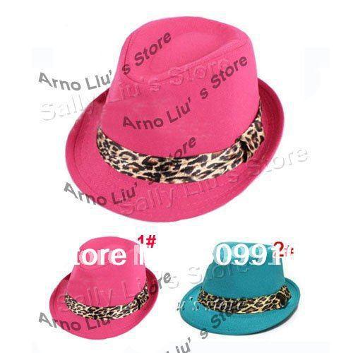 Lona del bebé del casquillo del bebé del sombrero de fedora de color sólido para  niños 41c62221574