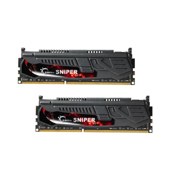 G. Compétence Sniper DDR3 2400 Fréquence 8G (4Gx2) Ensemble ordinateur de bureau de mémoire F3-2400C11D-8GSR