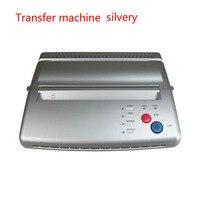 Thermal Tattoo Transfer Machine Copy Stencil Copier Printer Drawing LED Digital 5Pcs A4 Transfer Papers Body Art Tattoo Supply