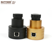 2 0 MP Image Sensor Telescope Microscope USB Digital Eyepiece Camera For Photography 1 25 And