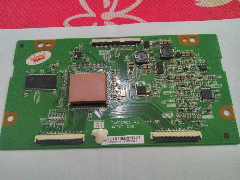 LCD Board T400XW01 V5 40T01-C00 Logic Board For Connect With LA40A350C1 T-CON Connect Board