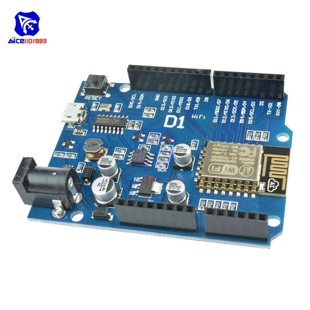 ota-wemos-d1-ch340-ch340g-wifi-development-board-esp8266-esp-12-esp-12e-module-for-font-b-arduino-b-font-ide-uno-r3-micro-usb-one-33v-5v-1a