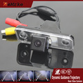 eeMrke Rear Camera For Hyundai Santa Fe 2010 2011 2012 Smart Reverse Camera Assistance Dynamic Guidance Trajectory Tracks Camera
