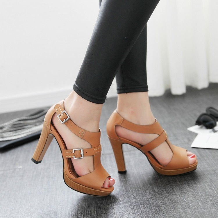 Image result for comfortable high heels