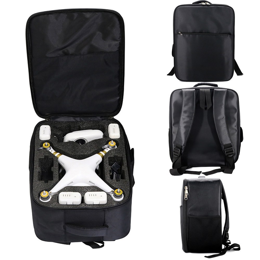 Drone Carrying Shoulder Case Backpack Bag For DJI Phantom 3S 3A 3SE 4A 4 4Pro 20M Drop Shipping