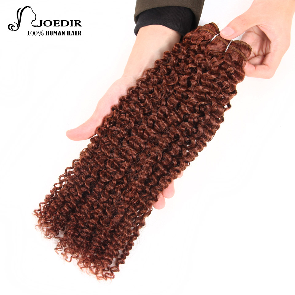 Joedir Hair Brazilian Water Wave 1 Piece Remy Hair Bundles 113g Färg - Skönhet och hälsa - Foto 2