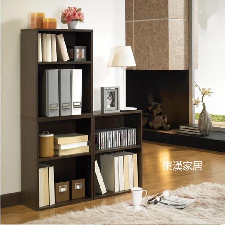 Korean Children Bookcase Student Locker Shelves Display Showcase Home Office  Bookcase Ikea Minimalist Specials In Dining Room Sets From Furniture On ...