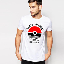 Pokemon Go Cotton 3d Printed T-shirts Brand Clothing Short Sleeve T Shirts Pokemongo Mens TShirt Summer Funny Pocket Tees DMTS-4