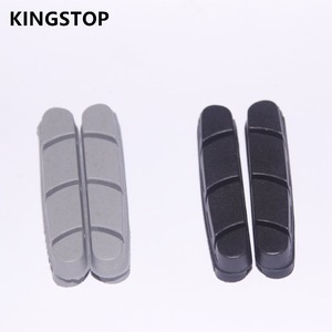 bicycle brake pads for Campagnolo Super Record 2011, Chorus 2011 Athena, Centaur, Veloce 2011 for aluminum rim use(China)