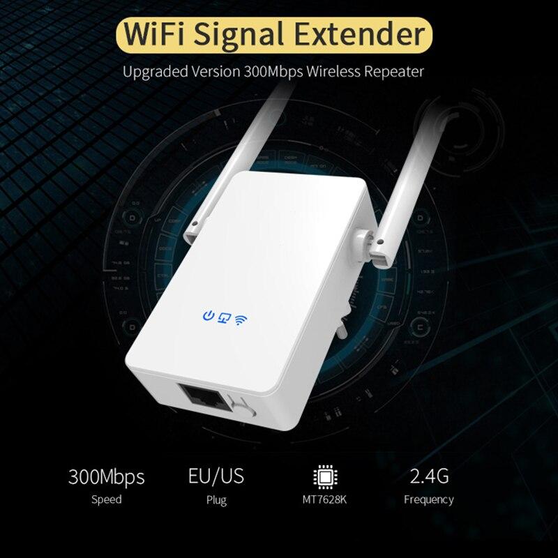 CF-WR302SV2 Long Range Wireless Wifi Repeaters 802.11N/B/G Network Wi-fi Router Expander 300M Wi fi Signal Amplifier AP