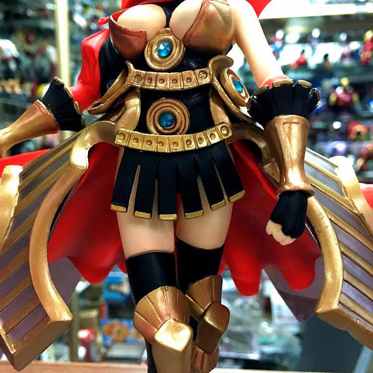 Game anime Fate/stay night sabre Sabre Nero de ação sexy figura menina vermelho modelo decoração boneca pvc estatueta crianças brinquedos 23 cm