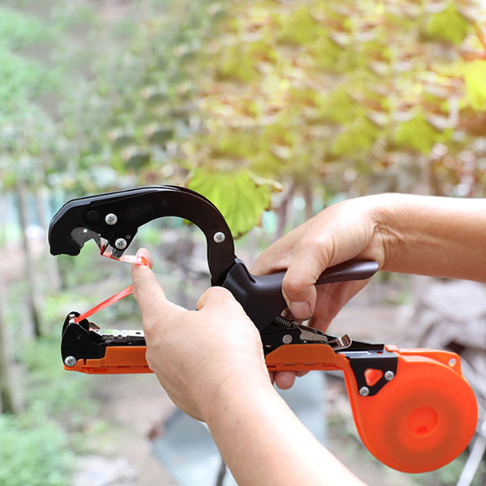 New Garden Tool Plant Tying Tape Machine Hand Tools Tying Vine Branch Machine Tied Twig Tool