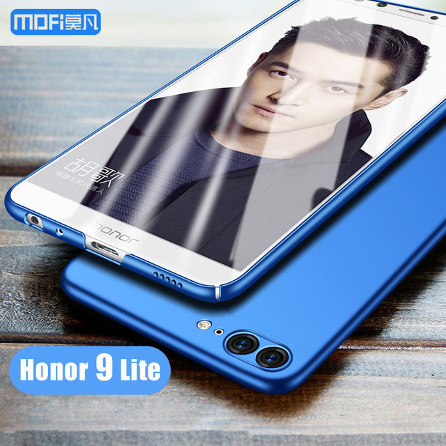 100% authentic 15c4a db604 US $9.99 |Honor 9 lite Case Cover MOFI for HUAWEI Honor 9 Lite Frosted Case  Honor 9lite PC Hard Back Case funda Back Hard Full Cover Case -in ...