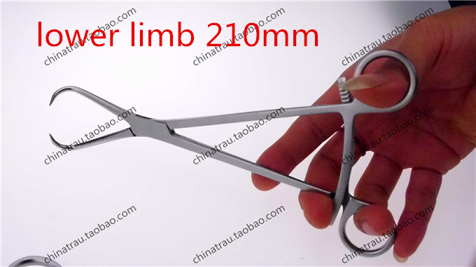 Medicinski ortopedski instrument Usmjerena redukcija forcep rongeur - Zdravstvena zaštita - Foto 6