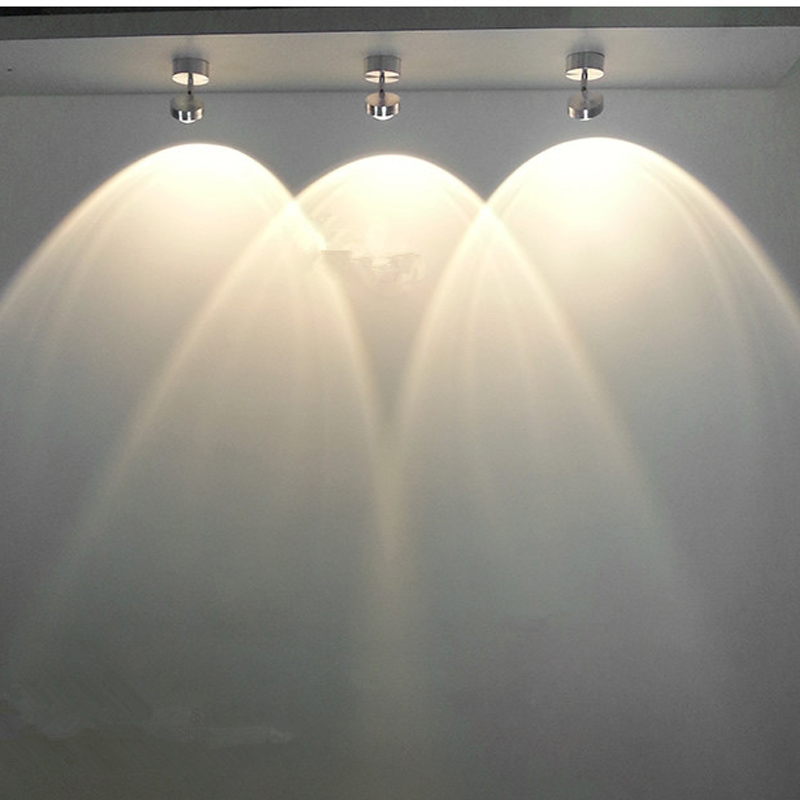 все цены на Sales promotion!3W Epistar chip high power led ceiling light modern crystal decoration light,Warm White / white free shipping онлайн