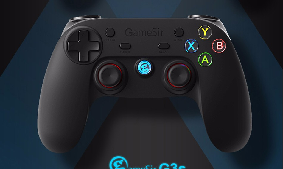 GameSir G3s Gamepad for PS3 Controller Bluetooth&2.4GHz snes nes N64 Joystick PC for Samsung Gear VR Box for SONY Playstation 37