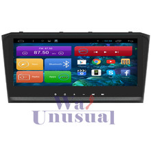 "WANUSUAL 8.8 ""Android 6.0 Car Multimedia Player per Toyota Avensis 2004 2005 2006 2007 2008 Con Il GPS BT Wifi Quad Core16G Mappe"