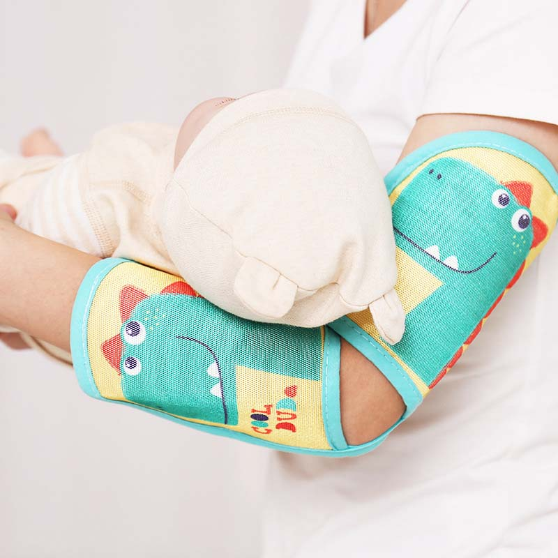 Zelfbewust Baby Borstvoeding Arm Mat Zuigeling Verpleging Pads Ijs Zijde Cooling Arm Mat Pasgeboren Slapen Kussen Pad Antislip Head Care Beddengoed