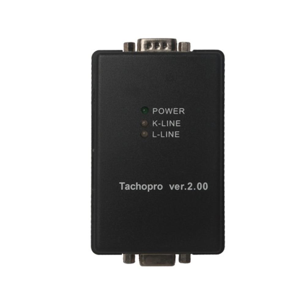 Tachopro 2.0V Kit Odometer Correction Mileage Tool free digiprog iii digiprog 3 odometer programmer v4 94 with ftdi mileage