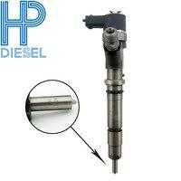 Para Bosch injector 0 445 120 820-5C4M50 048 para Mitsubishi Kato peças de motor diesel injector assy 0445 120 048  CR 0445120048