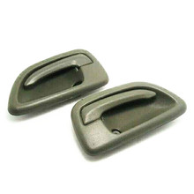 FOR Changan Star second-generation car door buckle door handle front door inner button left and right handle grey black  1pcs car parts for vw lupo 98 05 inner left front door handle repair pivot kit new