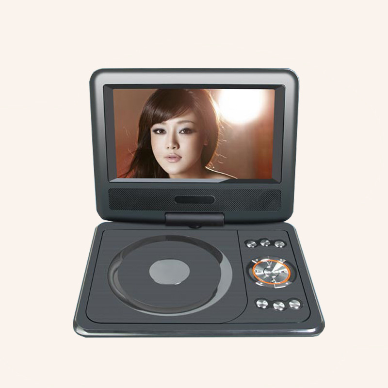 Brand New 7.8 inch Portable Mobile DVD with Mini TV HD ...