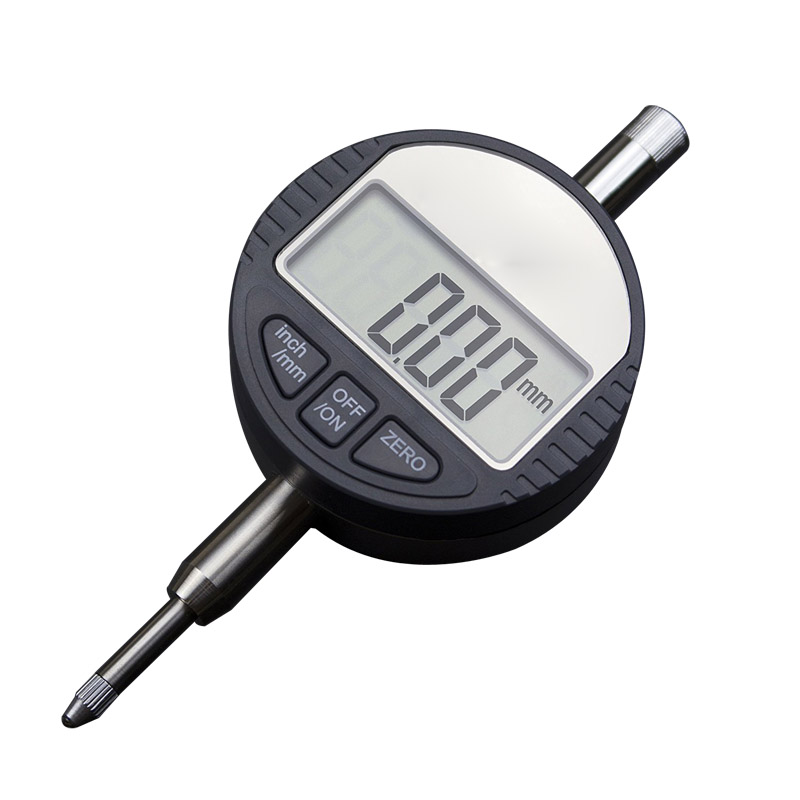 Electronic Micrometer Digital Micrometro Metric/Inch Range 12.7mm Dial Indicator Gauge Measuring Tools --M25 0 001mm 00005 digital indicator range 0 25 4mm 1 gauge