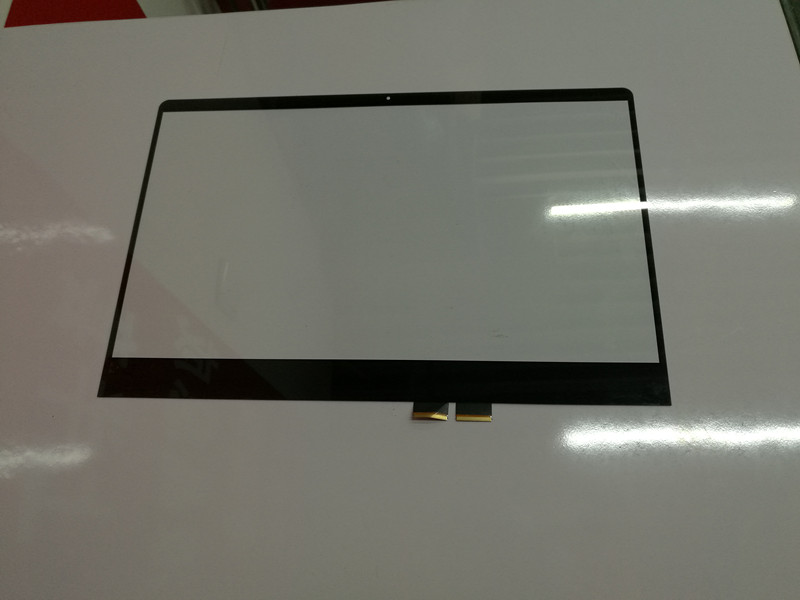 "Free shipping new original 14"" Touch Screen Digitizer Glass Front Panel For Lenovo Yoga 710-14 710-14ISK"