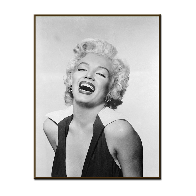 Marilyn Monroe Quotes canvas Pantting Poster wall pictures for living room Wall art home decor modern abstract No Frame