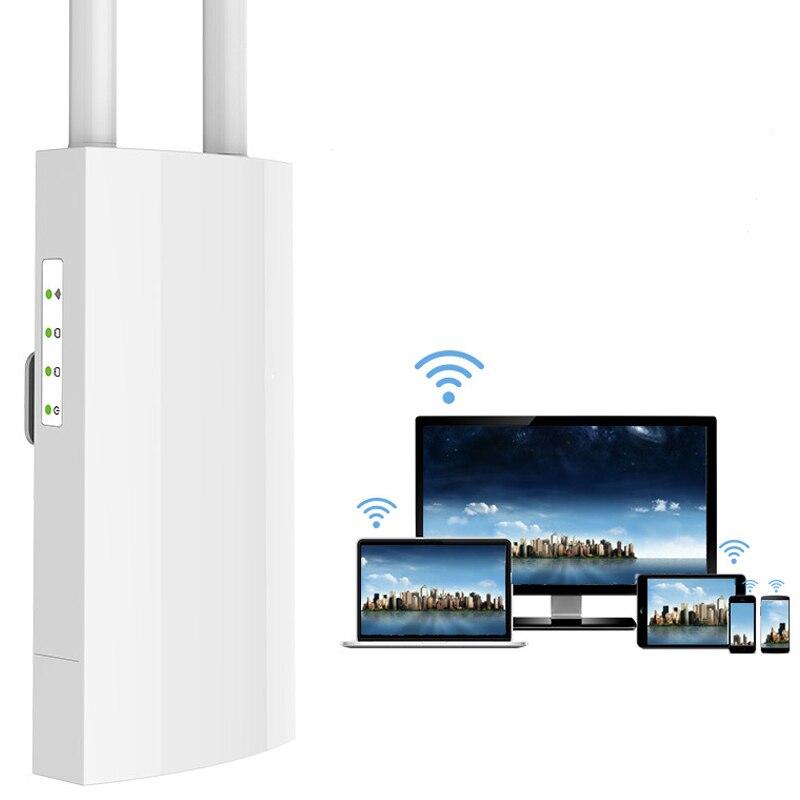 Nouveau routeur sans fil extérieur 300 Mpbs haute puissance large couverture routeur Wifi