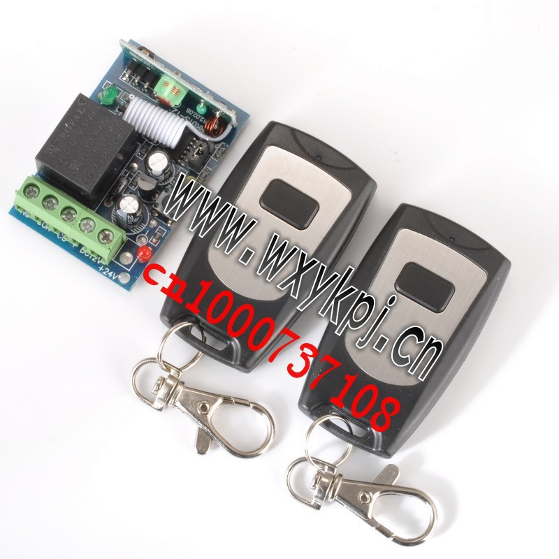 цена на Long DC 12V 1CH Wireless Remote Control switches system Transmitter Receiver Modul Toggle Momentary 1Relay Switch /light switch