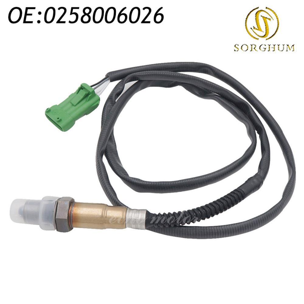 Oxygen Sensor For Peugeot 206 306 307 407 Citroen Berlingo C4 1.4-2.2L