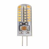 MIFXIN G4 3W 48 LED Bulb 3014 SMD Energy Saving Corn Light Lamp AC 110V 220V