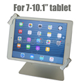 "Tablet security lock ipad display stand flexible tablet holder lock lockable tablet kiosk desktop anti theft for 7-10.1""  tablet"