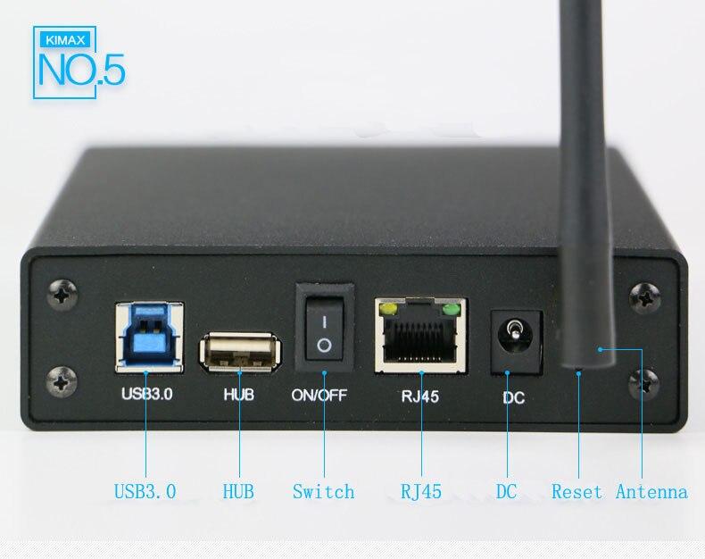 Disque dur mobile mécanique externe de 3 to avec boîtier de disque dur Sata à USB 3.0